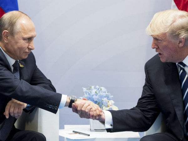 Trump to meet Putin in Helsinki