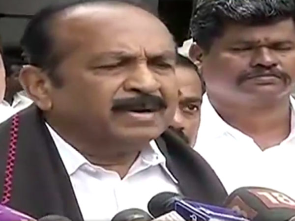 There is nothing to worry about Karunanidhis health:Vaiko