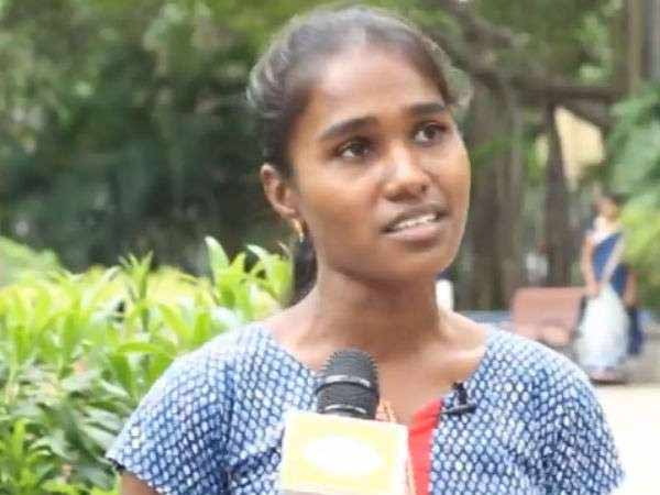 Conditional bail to Student Valarmathi