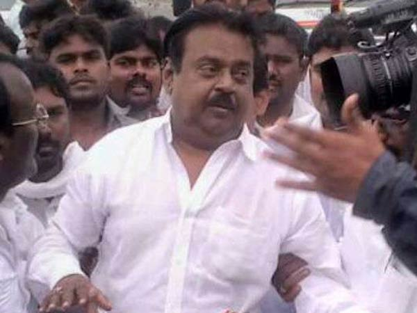 Health issues: Vijayakanth to get treatment in the USA