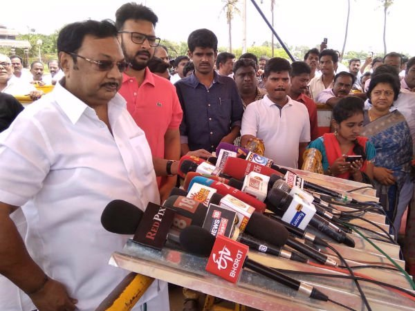 MK Alagiri plans to live relay of his september 5 procession