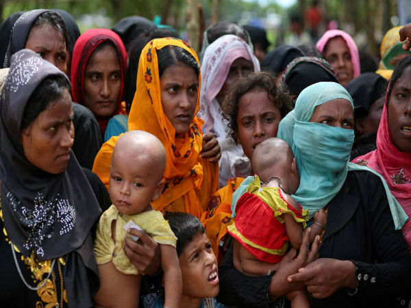 Rohingya refugees in camps, have been kidnaped, says reports