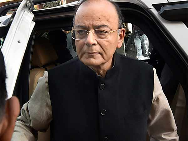 Arun Jaitley back as Finance Minister after Three Month for surgery