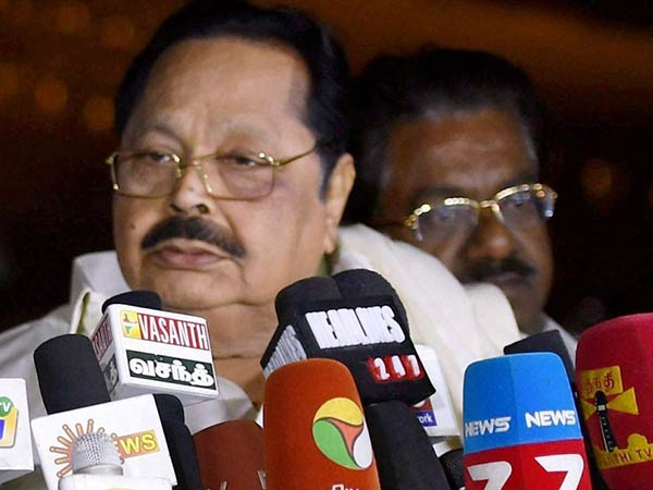 DMK Election: Cant tell anything about the posting says Durai Murugan
