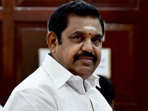 CM Edappadi Palanisamy orders to release water from Vaigai dam