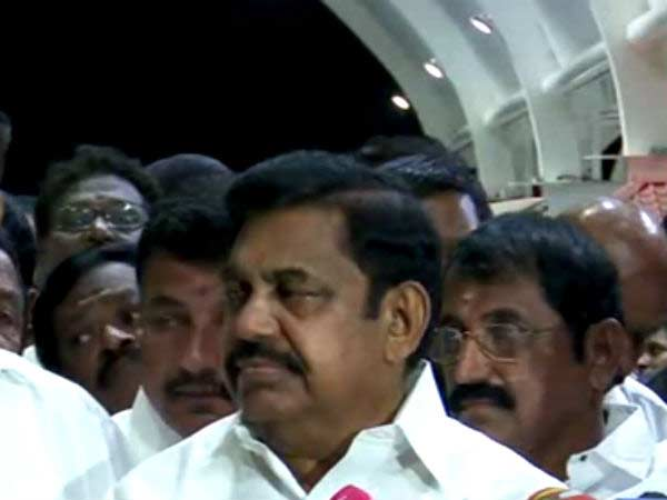 Chief Minister Edappadi Palaniswamy to pays homage to MLA AK-Bose