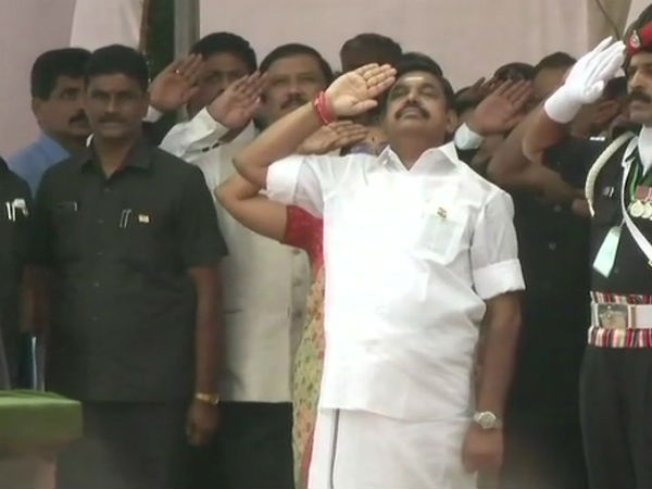 Independence day Celebrations in Tamil Nadu - Live updates
