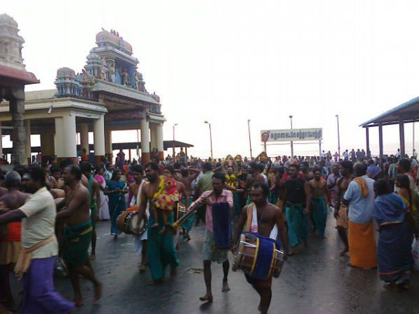 Avani Tiruvizha begins on august 30 at Tiruchendur temple