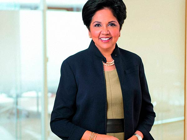 Indra nooyi an inspirational woman