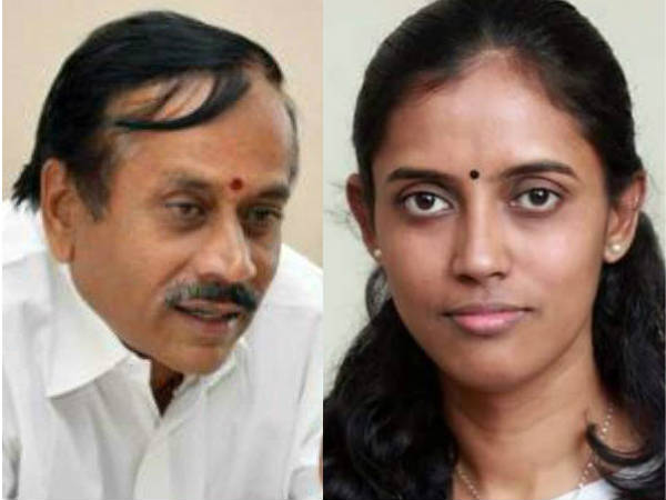 Jothimani gives suitable reply for H.Raja