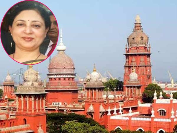 Justice VK Tahilramani Appointed As Chief Justice Of Chennai High Court