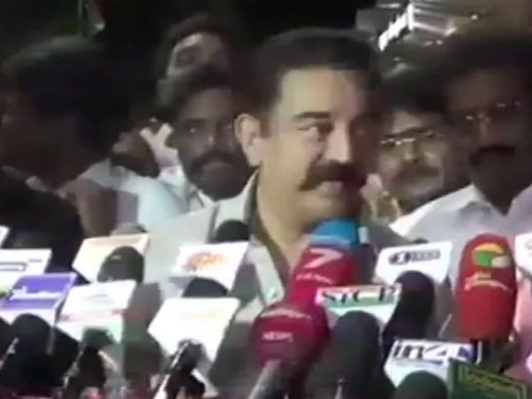 We will contest in General election, says Kamal haasan