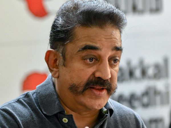 Kamal hassan condemns TN government for not giving place for Karunanidhi in Marina