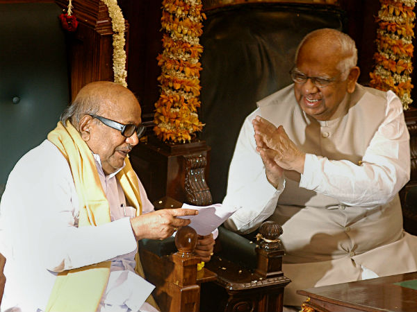 MK Stalin says that Karunanidhi and Somnath Chatterjee were thick friends