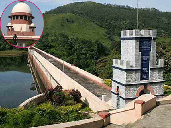 Kerala Floods: Cant decrease the Mullaperiyar dam level from 142 ft orders, SC