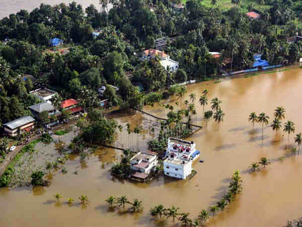 Kerala floods: Death toll rises to 29, CM conducts aerial survey of flood affected areas