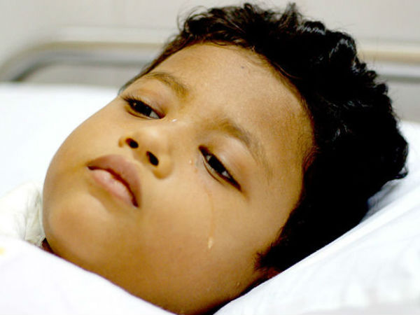 Help Them: My son's kidneys have failed & I have very little time left to save him