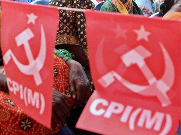 Marxist Communist Party's executive committee of Tamilnadu Condolence to Somnath chatterjee's demise