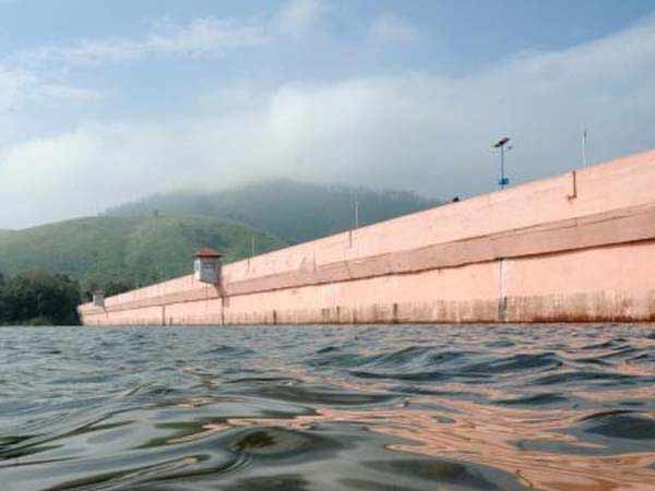 The water level in Keralas Mullaperiyar dam has reached 136 feet