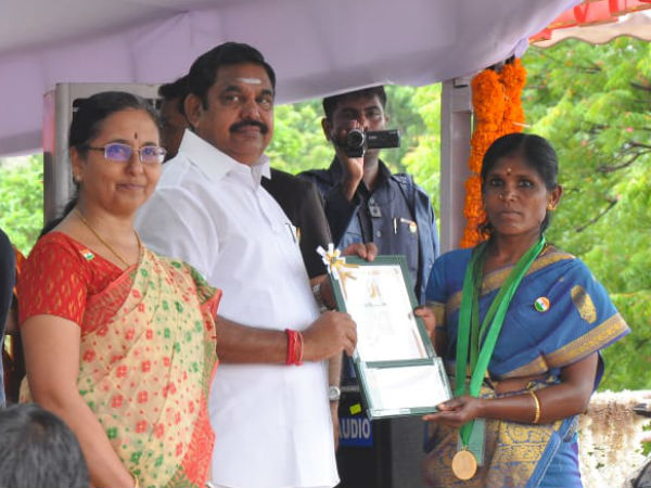 Tamil Nadu govt has announced Good Governance Awards