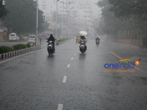 Heavy rain for next 2 days in TN - Weather report