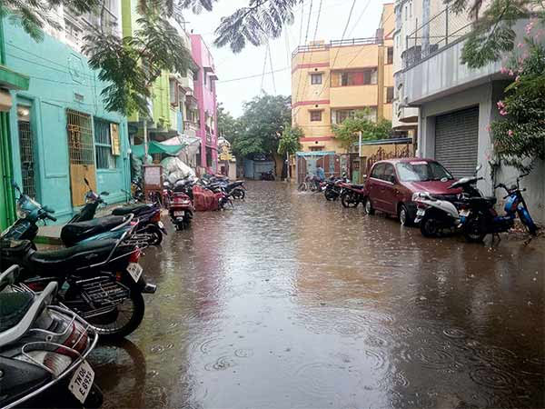 Chennai meteorological department announces about rainfall