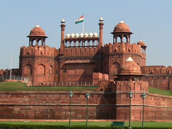 Interesting information on Delhi historic icon Red fort