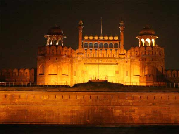 Independence Day: 2500 Lamps To Decorate Red Fort After Sunset