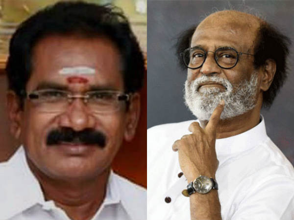 Is Rajni the Admk Head? : Selloor Raju Interview