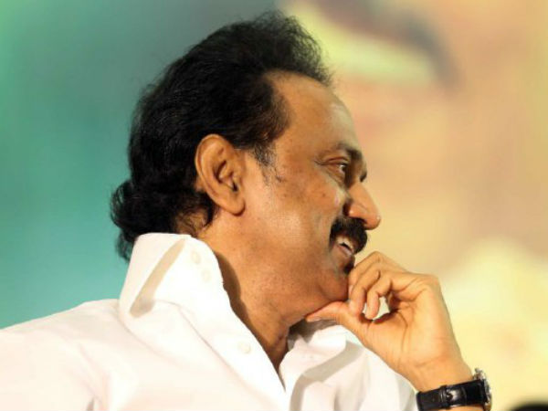 DMK Cheif Stalin: Cadres take a resolution in Namakkal meeting