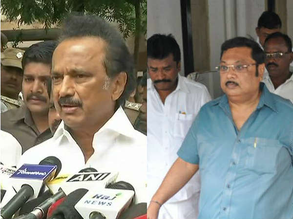 Stalin meets TN CM amidst Karunanidhi health declines