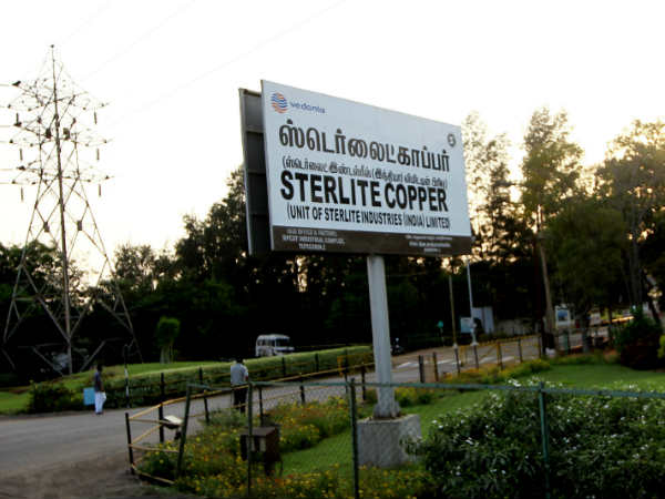 Chennai HC issues notice in the issue of compensation against Sterlite