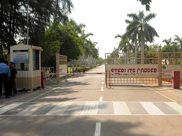 Vedanta group opposing to retired Tamil nadu judge to inspect Sterlite plant