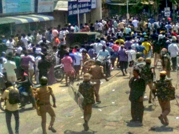High quash 173 different cases filed against Sterlite protesters