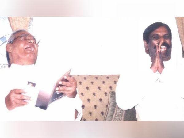 Exclusive: வாஜ்பாய் ஒரு ஞானக்குழந்தை.. சிலாகிக்கும் வைரமுத்து!