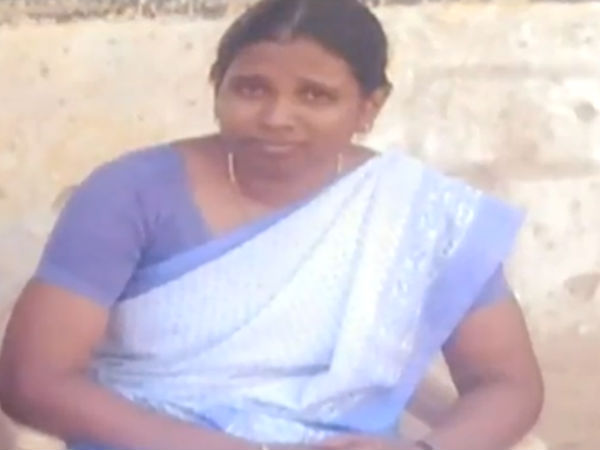 Teacher Broad daylight murder near Kunnam in Perambalur District.
