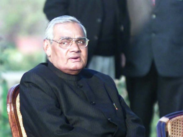 Atal Bihari Vajpayees ashes to be immersed in 100 rivers