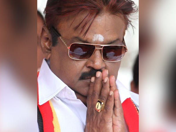 DMDK will competite individually in 2019 Lok sabha election: Vijayakanth