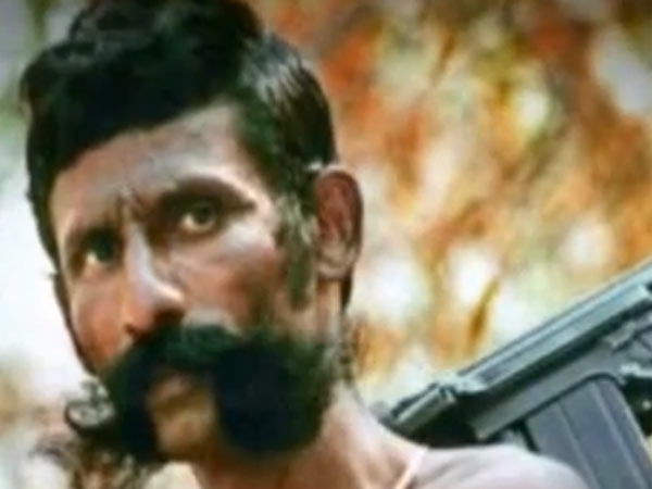 Here are the demands of Veerappan who abducted Kannada actor Rajkumar