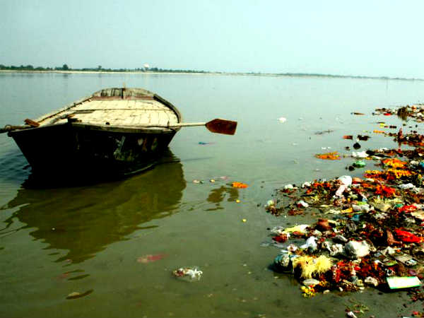 World Rivers day: GDP vs River Water Pollution in India