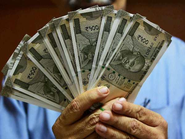 The rupee hit a fresh low of 72.87 against US dollar