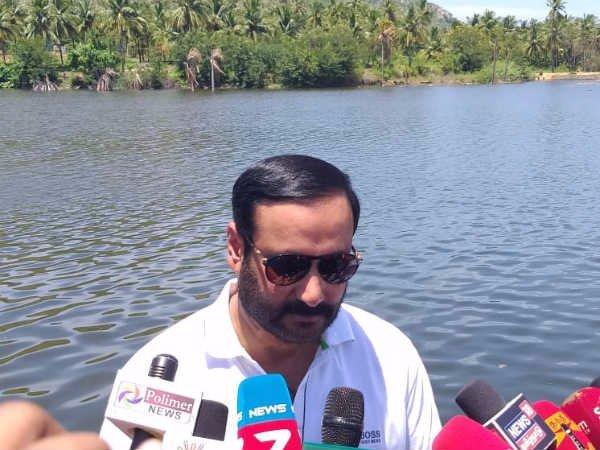 Why Anbumani is looking in beard?