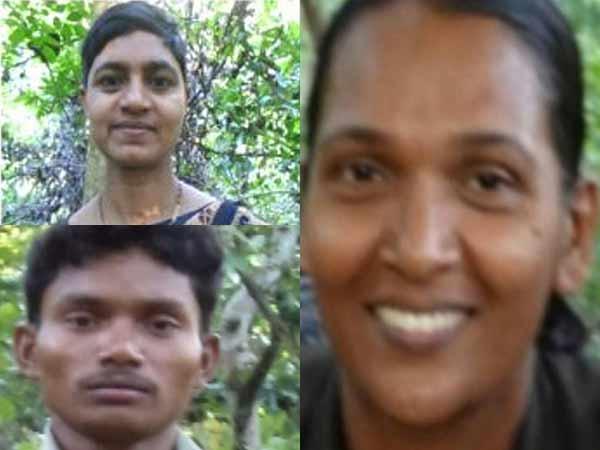 ஆந்திர எம்எல்ஏவை சுட்டுக்கொன்ற மாவோயிஸ்டுகள் அடையாளம் தெரிந்தது: பெண்கள் உட்பட மூவர் போட்டோ வெளியீடு