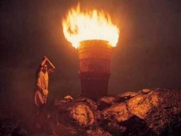 Thiruvannamalai district administration bans to see the Deepam function by climbing in the mountain
