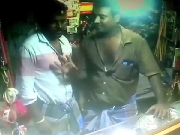 பணம் கேட்டு செருப்படி.. பேன்ஸி ஸ்டோர் உரிமையாளர் தற்கொலை முயற்சி.. திமுக உறுப்பினர்கள் மீது சந்தேகம்