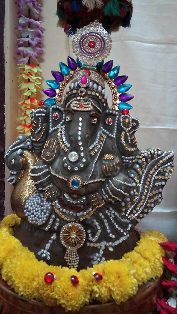 Vinayagar Chaturthi celebrations in Tamilnadu