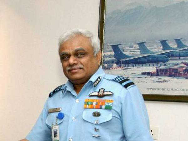 IAF vice chief SB Deo shoots in thigh accidentally