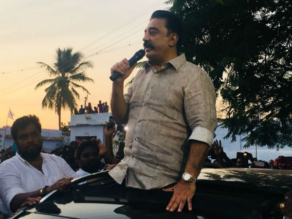 Rafale Deal: Center should open up to people says Kamal Haasan