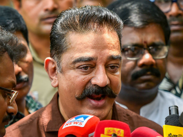 Kamal criticises for Sophia arrest