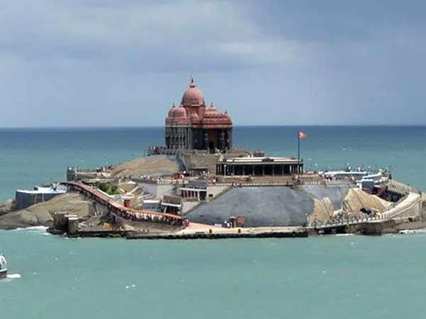 விவேகானந்தர் பாறைக்கு 120 கோடியில் பாலம்.. குமரி மாவட்டத்திற்கு பல திட்டங்களை அறிவித்த முதல்வர்